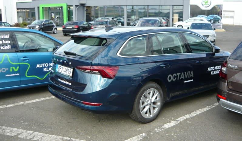 Škoda Octavia Combi – 4 Style 1,5 TSI 110 KW voll